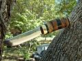 small carbon hunter mountain laurel handle