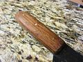 Spice bamboo handle