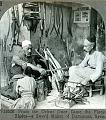 A bladesmith from Damascus, ca. 1900 - source Wiki